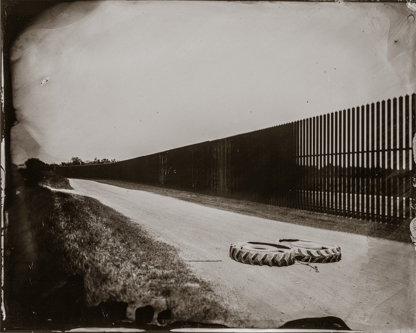 Patrick-Cavan-Brown-Tintype-Wetplate-01-Border-Wall